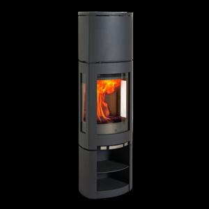 F371 Høyreist ovn som lagrer varme