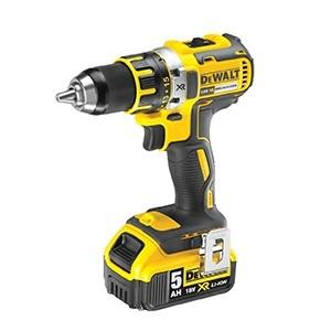 DCD790P2 Drill 5,0Ah