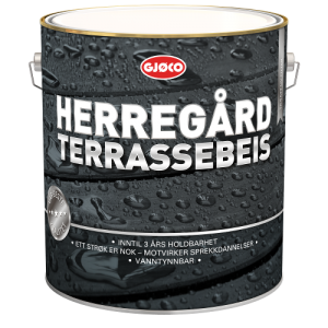 Herregård Terrassebeis