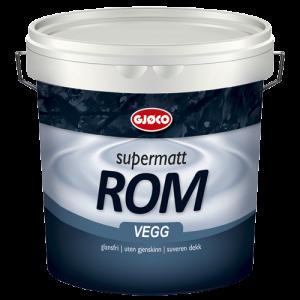 Supermatt Rom
