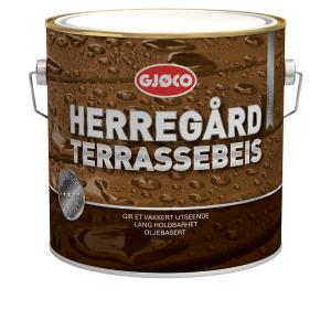 Herregård Terrassebeis oljebasert